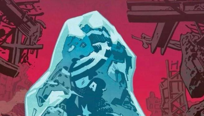 Future Marvel Dystopia - Captain America 698