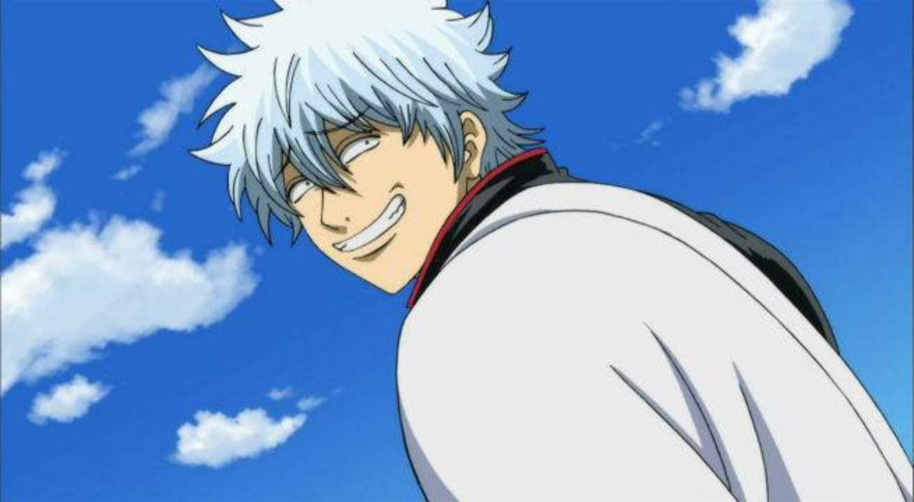 Image result for Gintama scene