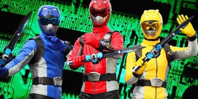 Go-Busters copy