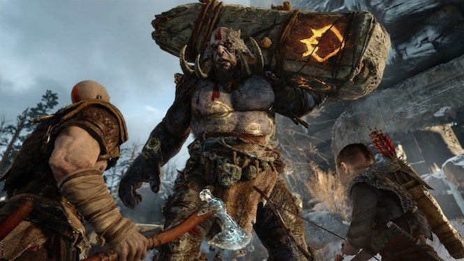 God Of War Director Discusses Game S Ending And Cliffhanger Potential