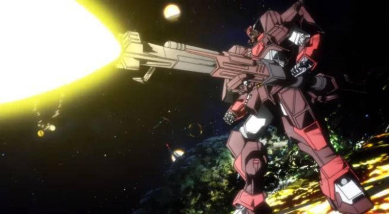 Newest Gundam Anime Series Reveals First Trailer
