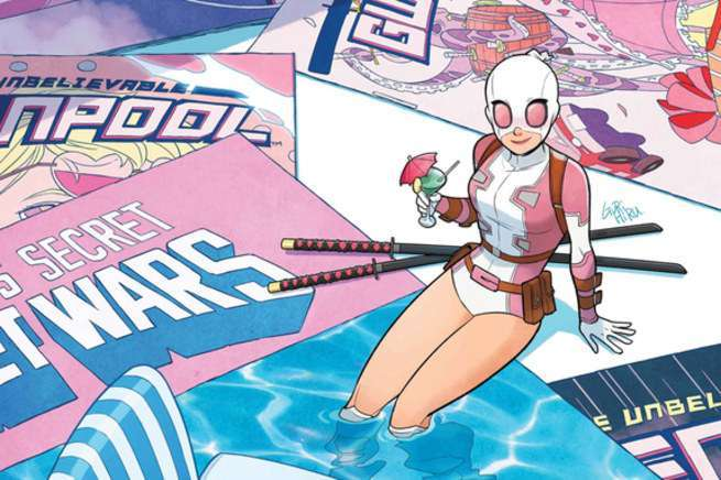 Gwenpool Ending - Cover 25