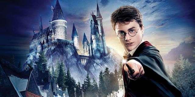 harry potter ice hogwarts