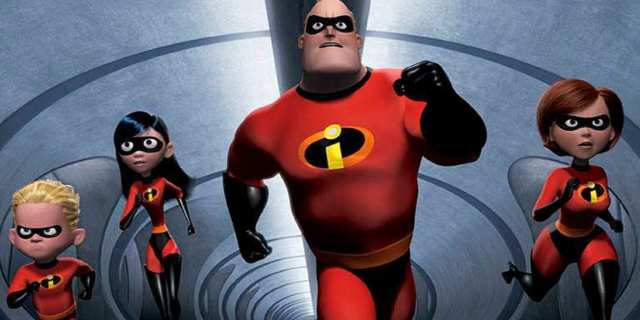 incredibles 2 olympics teaser