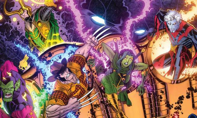 Infinity Countdown Guide - Characters
