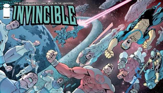 Invincible Finale - Ottley