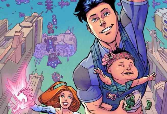 Invincible TV - Family Drama