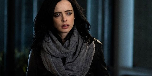 'Jessica Jones' Cancelled By Netflix