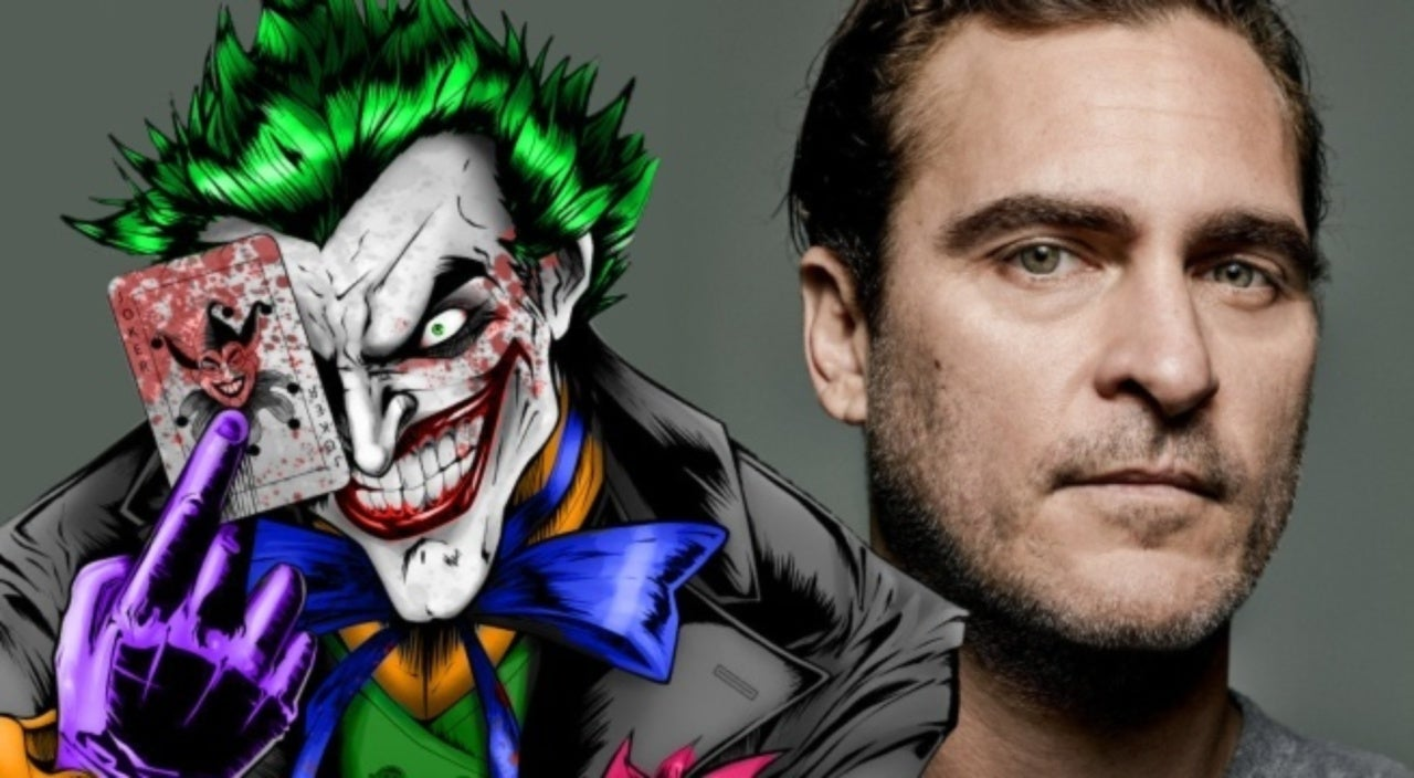 dc fans are freaking out over how joaquin phoenix is starting to