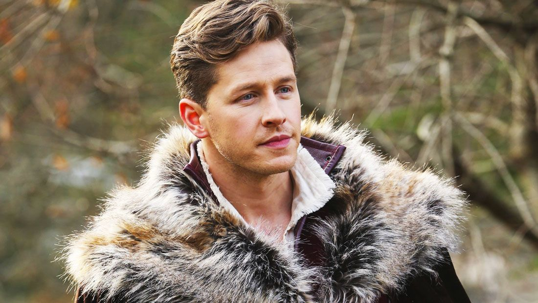 josh dallas once upon a time