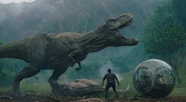 jurassic world fallen kingdom reaction