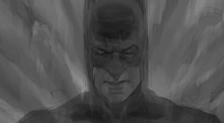 Justice League Mortal Batman
