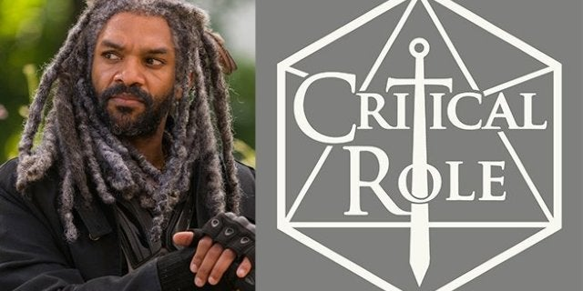 'Critical Role' Brings Back 'Walking Dead' Star During Raucous Live Show