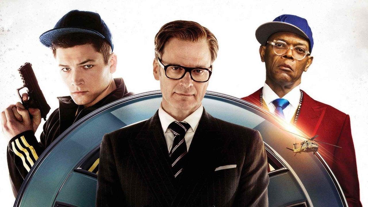 kingsman the secret service movie