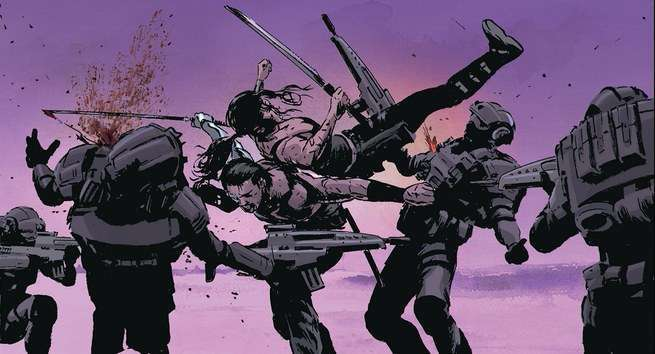 Image result for lazarus image comics