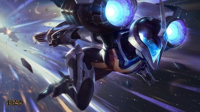 League of Legends' New Champion Is Already Pentakill Material