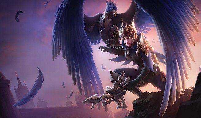 League of Legends Quinn