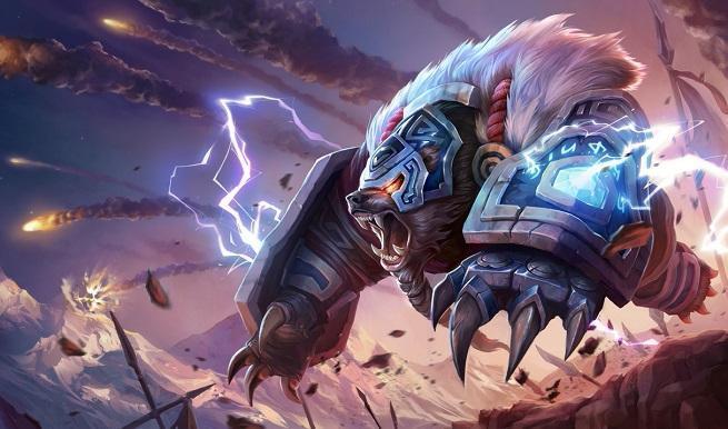 League of LegendsVolibear