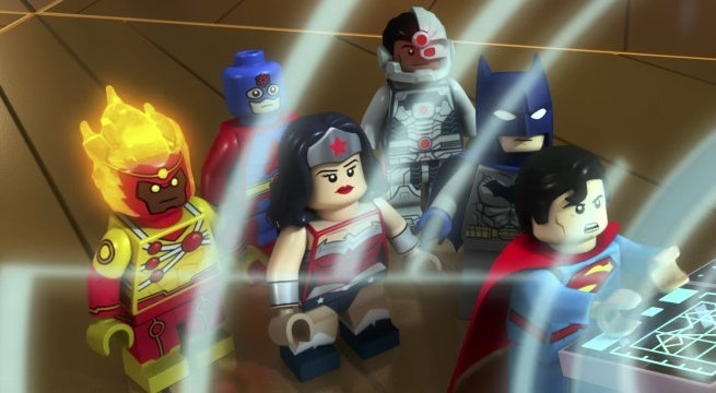 lego flash justice league