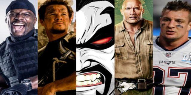 Lobo actors