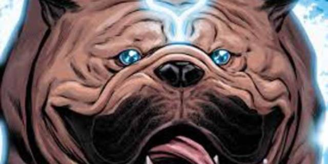 Lockjaw Comics - Lockjaw Has a Cover