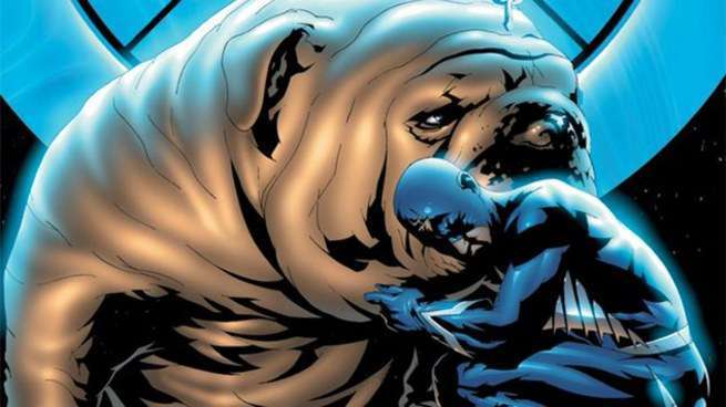Lockjaw Comics - Lockjaw Is Loyal