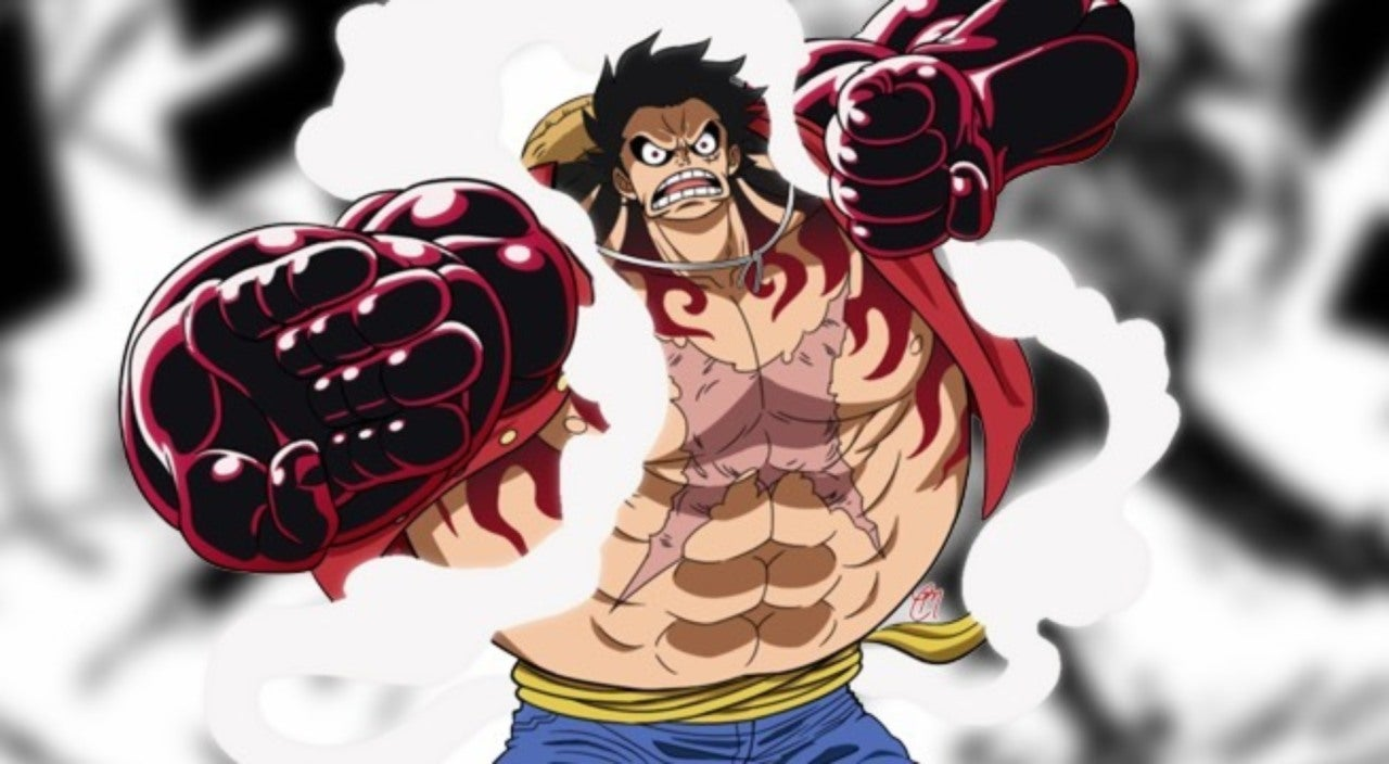 One Piece Fans May Know What Gear Fourth S New Form Looks Like