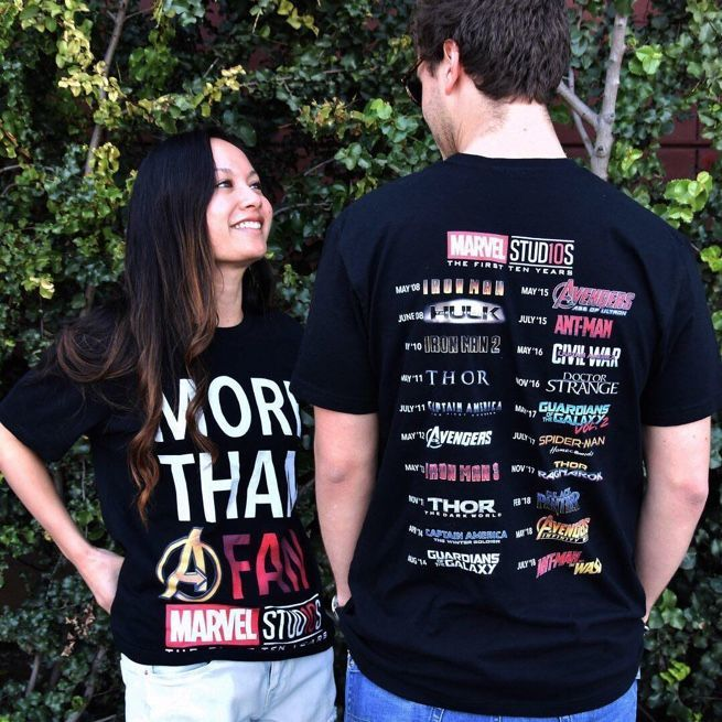 3cb01233b The First 'Avengers: Infinity War' Apparel is Available to Order