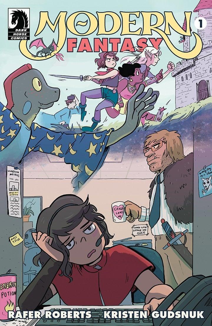 Modern-Fantasy-Dark-Horse-Comics