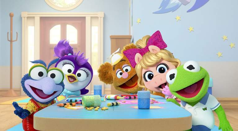 Muppet Babies 2018