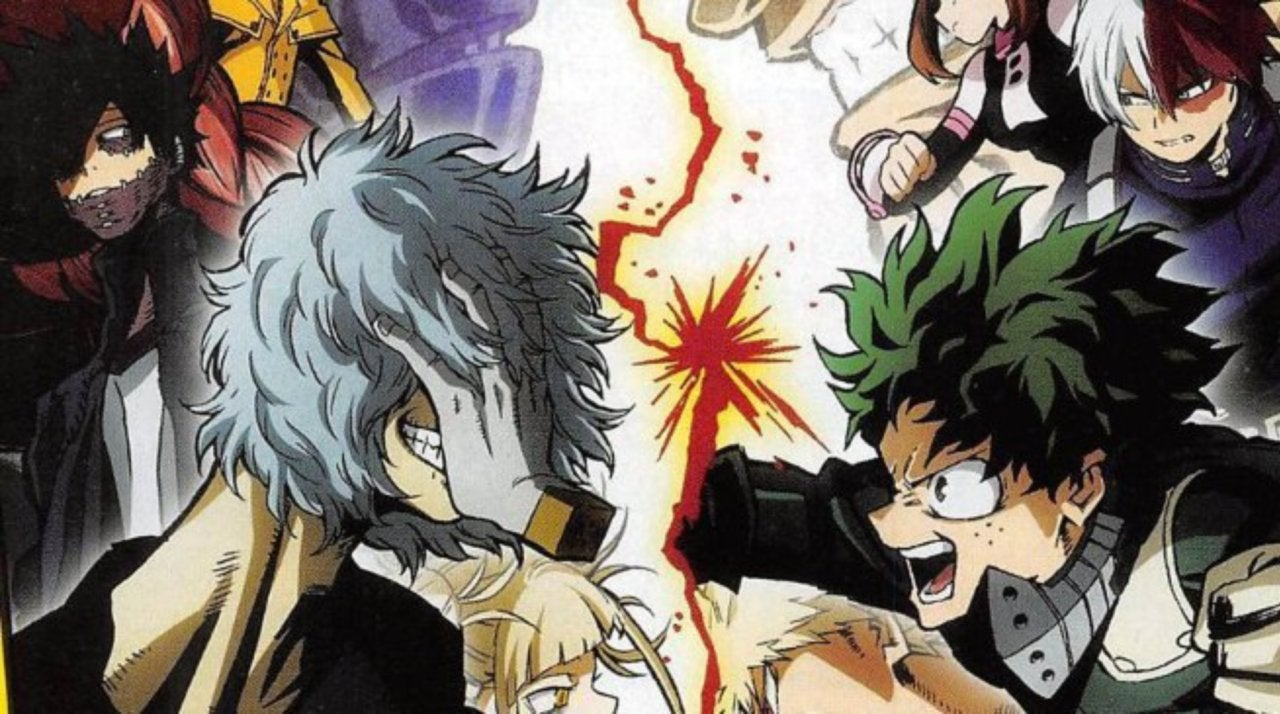 How long will my hero academia season 3 be ccuart Image collections
