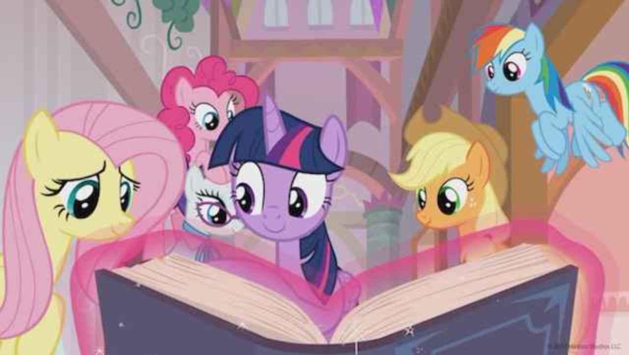 exclusive my little pony friendship is magic season 8 trailer