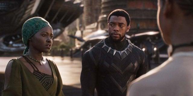 Nakia Black Panther 2