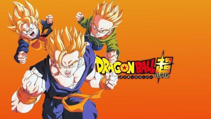 Next Dragon Ball Series Gohan Goten Trunks