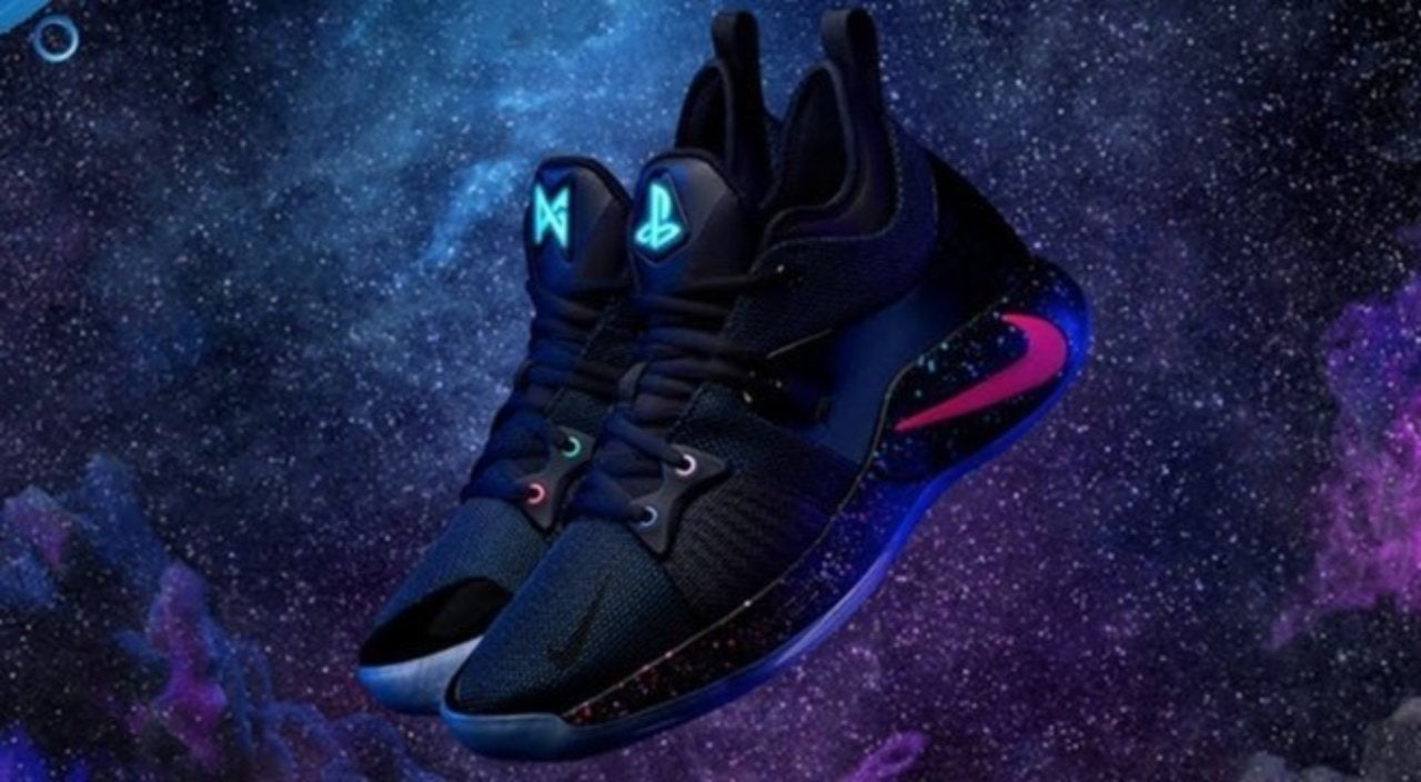 7bb4572dc461 Here s How to Get a Pair of Paul George s Nike PG-2 PlayStation Colorway  Sneakers