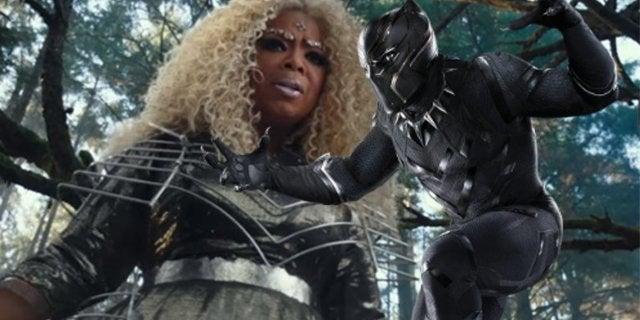Oprah Black Panther