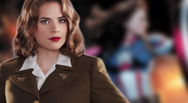 peggy carter captain america