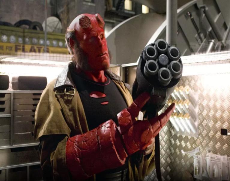 Perlman Hellboy