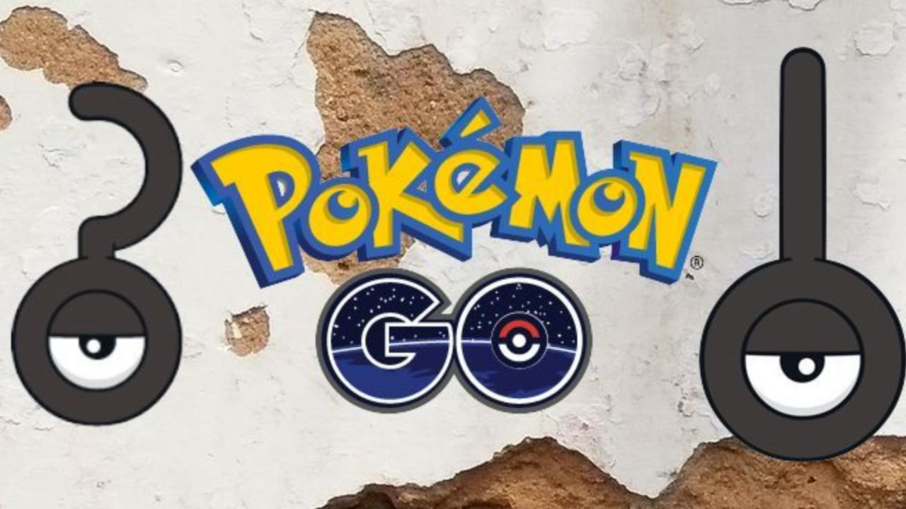Pokemon Go To Add Two More Versions of Unown