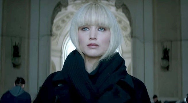 red-sparrow-director-francis-lawrence-marvel-dc-movies