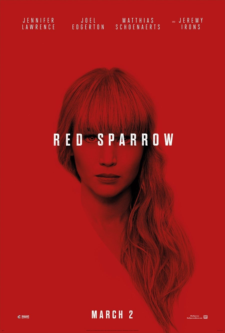 Red-Sparrow-Poster