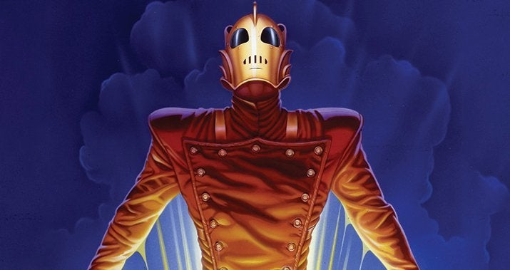 rocketeer reboot series