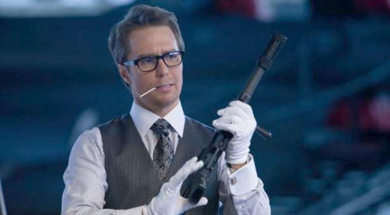 'Iron Man 2' Star Sam Rockwell Wants to Return to the MCU as Justin Hammer