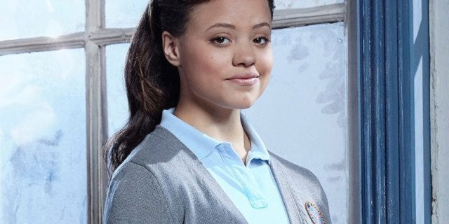 sarah jeffery shades of blue charmed