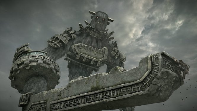 Shadow of the Colossus 4
