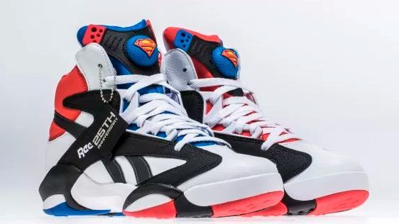 7f0ad7e47d4a Reebok Releases New Shaq Attaq Superman Sneakers