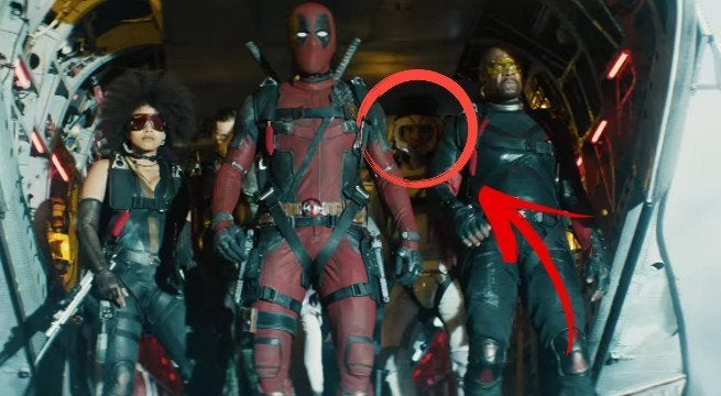 f10c2eddbdf6c X-Force s otherworldly warrior mutant is the last person we expected to see  in the Deadpool sequel