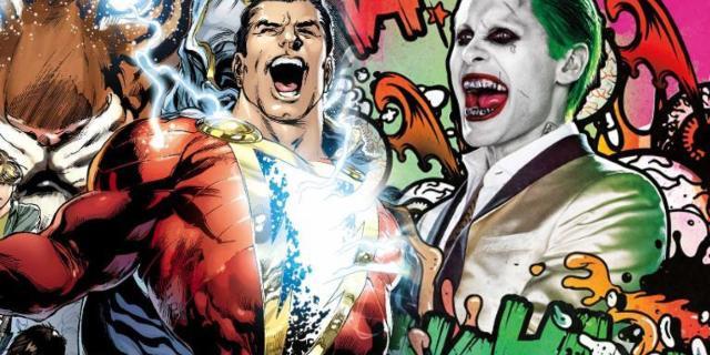 Shazam Movie Joker Easter Egg