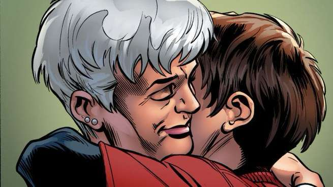 Spider-Man Supporting Cast - Aunt May