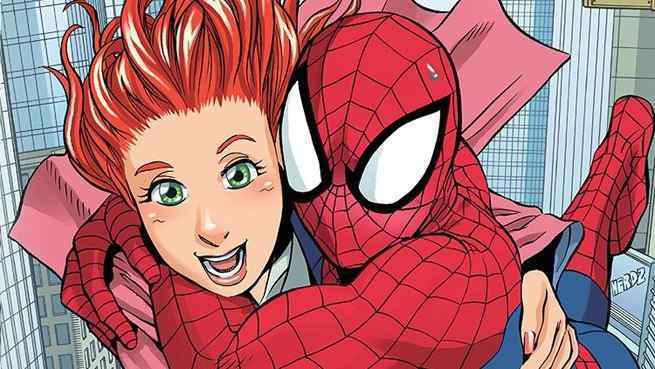 Spider-Man Supporting Cast - Mary Jane Watson